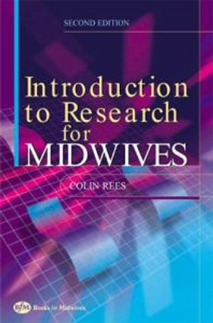 Cover of An Introduction to Research for Midwives