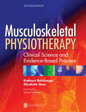 Cover of Musculoskeletal Physiotherapy, 2nd ed