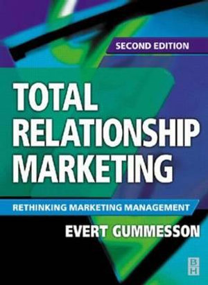 Cover of Total Relationship Marketing