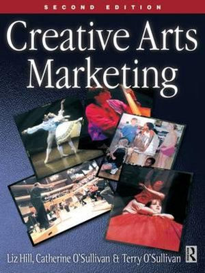 Cover of Creative Arts Marketing