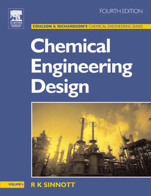 Cover of Coulson & Richardson's Chemical Engineering: Chemical engineering design