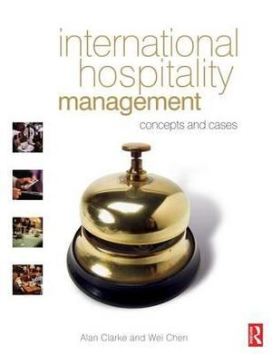 Cover of International Hospitality Management