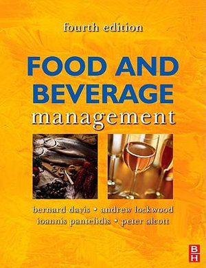 Cover of Food and Beverage Management