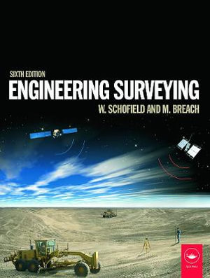 Cover of Engineering Surveying, Sixth Edition