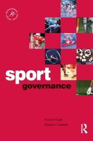 Cover of Sport Governance