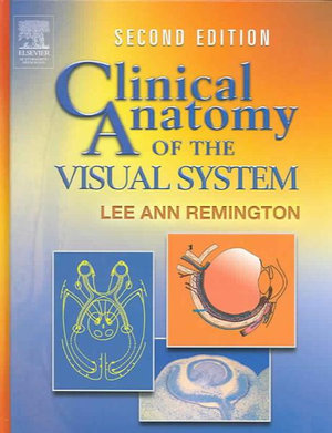 Cover of Clinical anatomy of the visual system