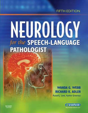 Cover of Neurology for the Speech-language Pathologist