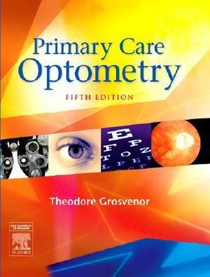 Cover of Primary Care Optometry