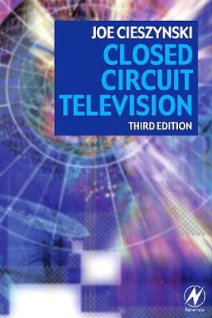 Cover of Closed Circuit Television