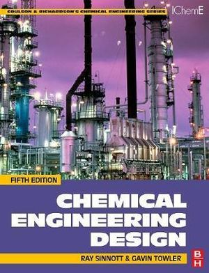 Cover of Chemical Engineering Design SI Edition, Fifth Edition