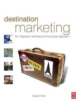 Cover of Destination Marketing