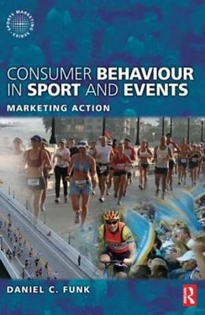 Cover of Consumer Behaviour in Sport and Events