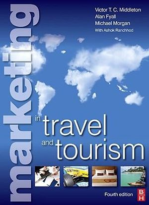 Cover of Marketing in Travel and Tourism