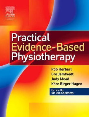 Cover of Practical Evidence-based Physiotherapy