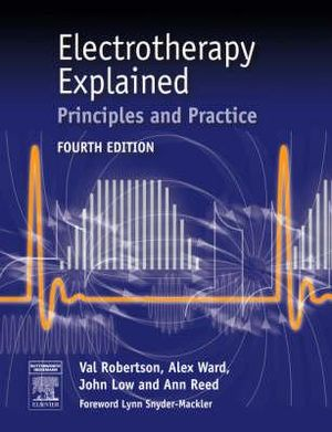 Cover of Electrotherapy Explained