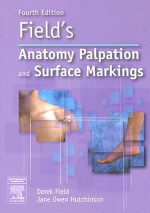 Cover of Field's Anatomy, Palpation, and Surface Markings