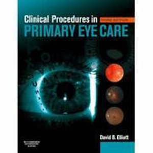 Cover of Clinical Procedures in Primary Eye Care