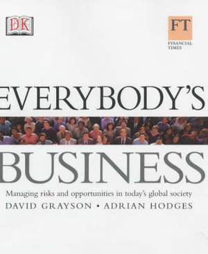 Cover of Everybody's Business
