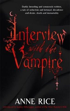 Cover of Interview with the Vampire