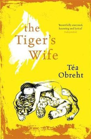 Cover of The Tiger's Wife