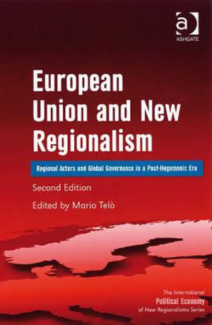 Cover of European Union and New Regionalism