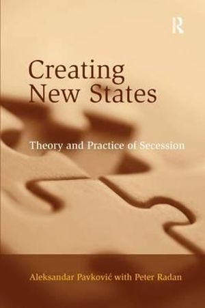 Cover of Creating New States
