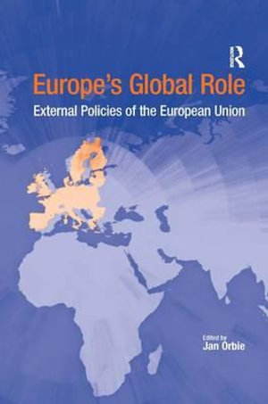Cover of Europe's Global Role