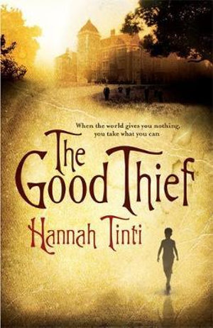 Cover of The Good Thief