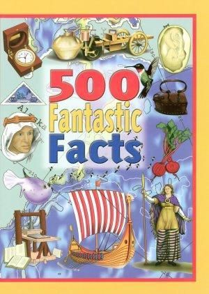 Cover of Fantastic Facts