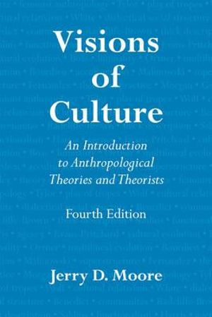 Cover of Visions of Culture