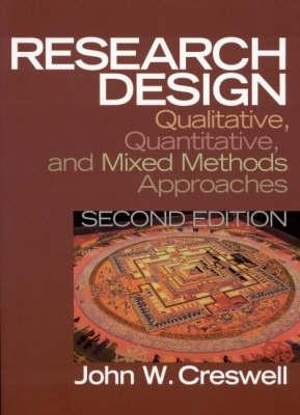 Cover of Research design
