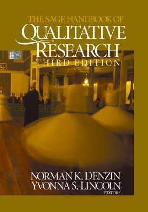 Cover of The SAGE Handbook of Qualitative Research