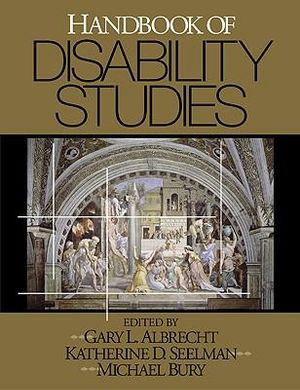 Cover of Handbook of Disability Studies