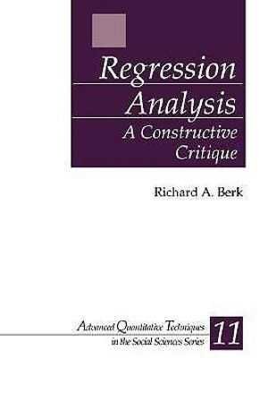Cover of Regression Analysis