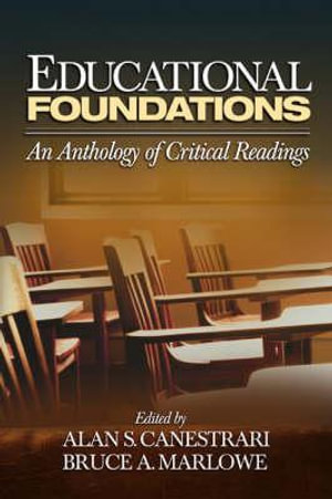Cover of Educational Foundations