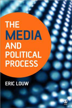 Cover of The Media and Political Process