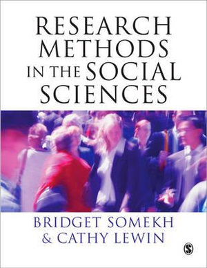 Cover of Research Methods in the Social Sciences