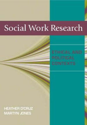 Cover of Social Work Research