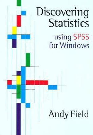 Cover of Discovering Statistics Using SPSS for Windows