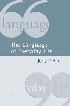 Cover of The Language of Everyday Life