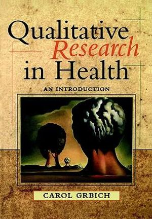 Cover of Qualitative Research in Health