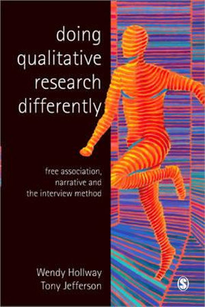Cover of Doing Qualitative Research Differently