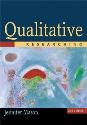 Cover of Qualitative researching
