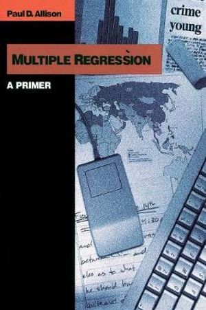 Cover of Multiple Regression