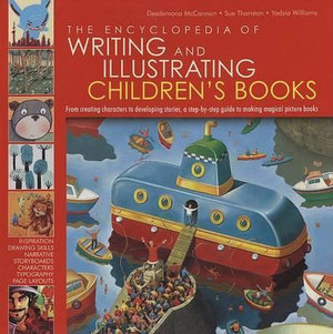 Cover of Encyclopedia of Writing and Illustrating Children's Books