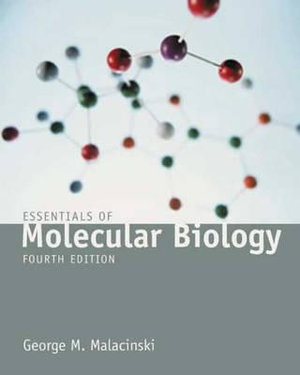 Cover of Essentials of Molecular Biology