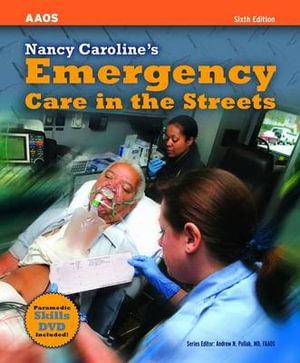Cover of Nancy Caroline's Emergency Care in the Streets