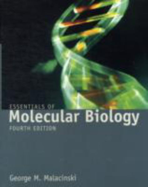 Cover of Essentials of Molecular Biology, Fourth Edition