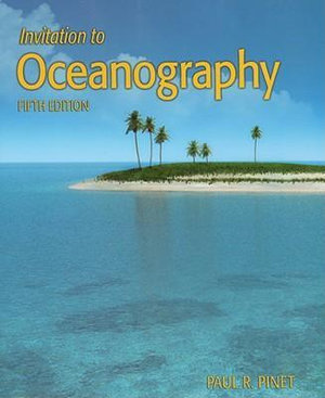 Cover of Invitation to Oceanography