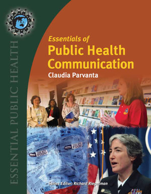 Cover of Essentials of Public Health Communication